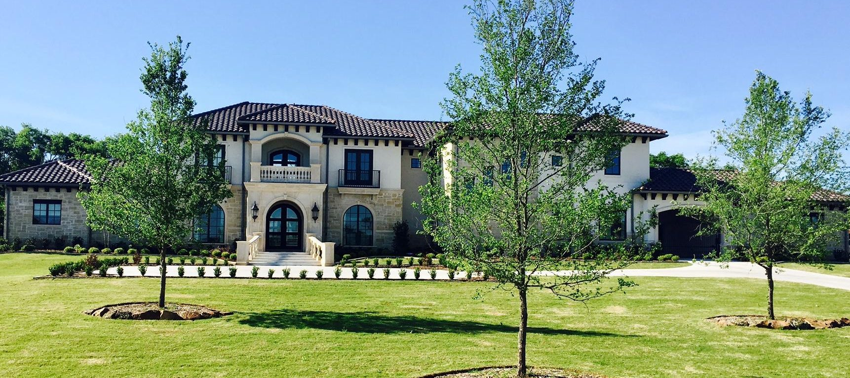 Custom home builder in dallas fort worth for Fairview custom homes