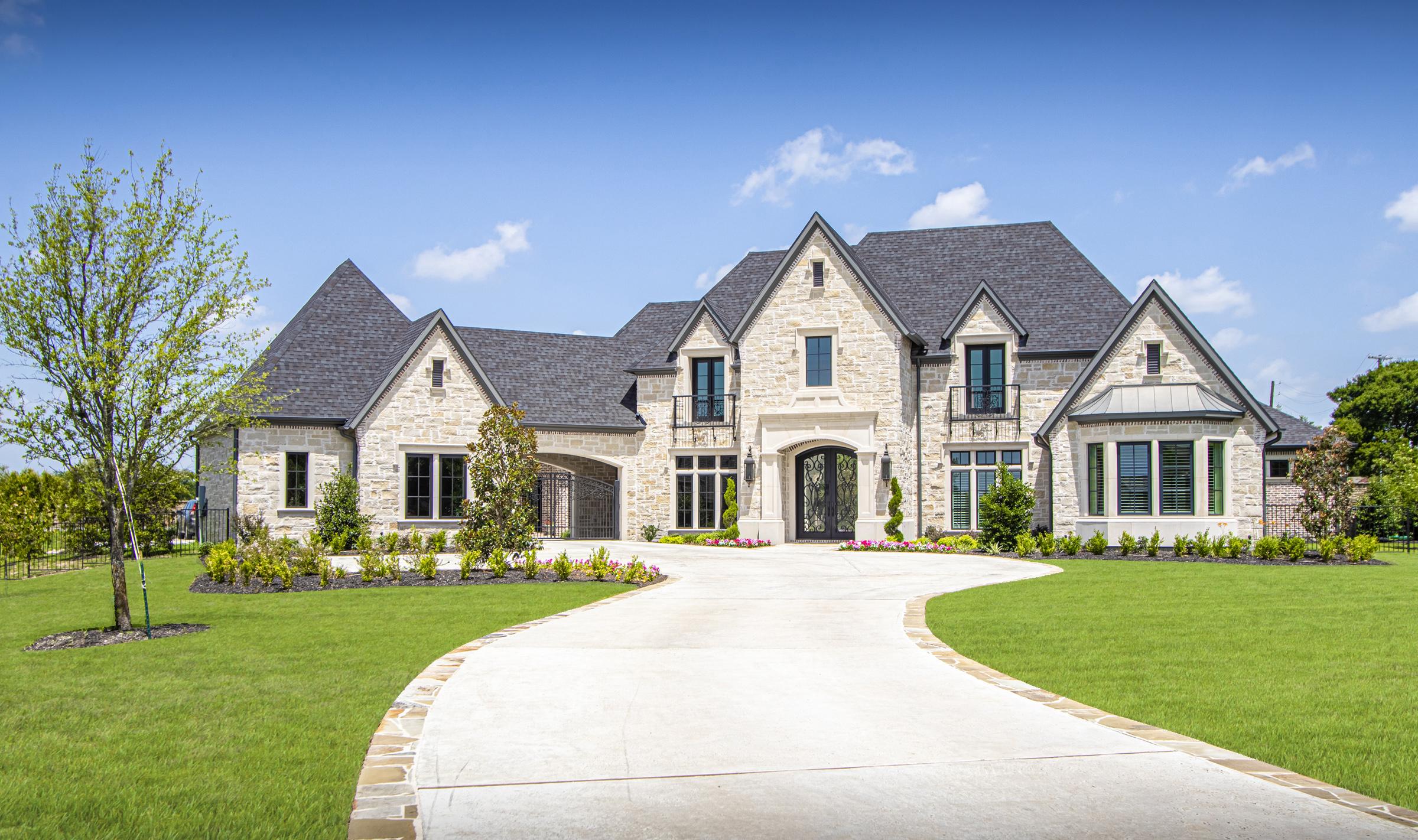 custom homes fairview tx, custom home builder